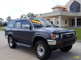 1991 Toyota 4Runner - Information and photos - MOMENTcar