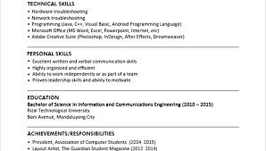 Graduate Cv Template Word Callatishigh Info