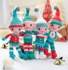 Free Crochet Christmas Ornament Patterns Stunning Crochet Christmas Ornaments Patterns The WHOot