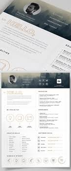 Gallery Of Free Resume Templates Creative Template Download Psd File