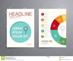 Business Brochure Flyer Magazine Cover Design Template Vector