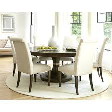 what size rug under dining room table round rug under dining table proper rug size under dining room table