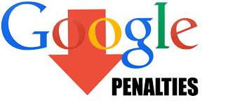 Image result for Google_penalty