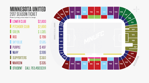 Allianz Field Seating Chart Tickets Clipart Sport Ticket Minnesota United Allianz