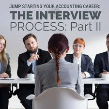 Quintessential Careers Interview Questions Jump Starting Your Accounting Career The Interview Process