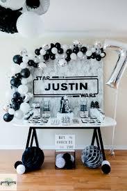 star wars birthday party ideas photo