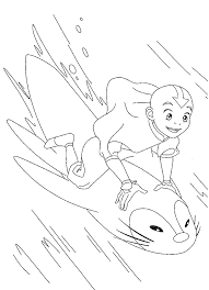 Small Picture Avatar Coloring Pages Great Coloring Pages Coloring Home