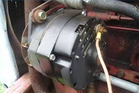 how to wire an alternator on a tractor it still runs how to wire an alternator on a tractor