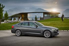 All BMW Models bmw 328i gran turismo : 2017 BMW 3 Series Gran Turismo Gets Sportier in Time for Summer ...