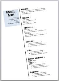 best ms word resume template 11 best resume template microsoft word images on pinterest