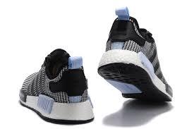 adidas originals nmd men. neb mnd r1 white and light blue adidas men us size 12 originals nmd