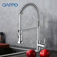 Pas Cher Gappo 1 Set Haute Qualité Printemps Cuisine Robinet Pont De