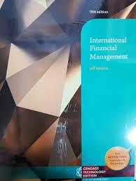 Access Financial Management Cte International Financial Management With Access Code 13th Edition