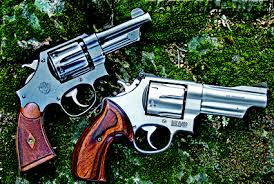 smith wesson k frame series revolver