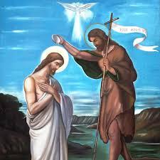 Resultado de imagem para batismo do senhor