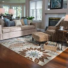 photo 1 of 4 size area rug living room area rug in a living space minimalist area rugs for