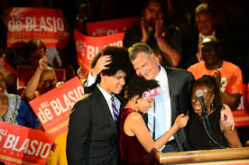 chiara de blasio hair. chiara opted for a dark pink version of the accessory as her crown victory on election day. de blasio hair \