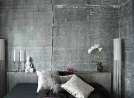 painting concrete wallsWall Color With Concrete Look  Walls From Concrete  Fresh Design