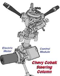electronic power steering automotive service professional another example of eps configuration chevy cobalt