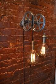 industrial bar lighting. Hey, I Found This Really Awesome Etsy Listing At Https://www.etsy.com/listing/212802238/modern-lighting-modern-light-pulley Industrial Bar Lighting T