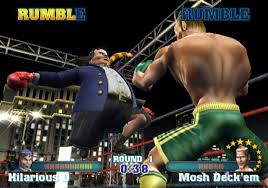 ready 2 rumble revolution review