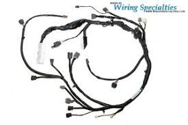 nissan sx s srdet engine harness wiring specialties nissan 240sx sr20det wiring harness