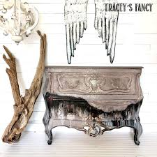 Master the Art of Tattered Elegance with Tracey Bellion | Whimsical painted  furniture, Painted furniture, Hand painting art