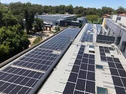 flat roof solar panels panel0