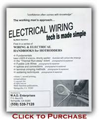 1954 chevy pickup mad electrical improvements electrical wiring made simple