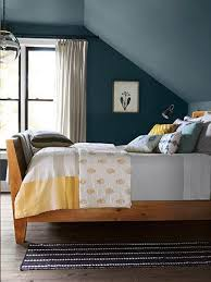 Space efficiency is top consideration for loft bedroom ideas and designs. 14 Common Home Painting Mistakes You Might Be Making Sloped Ceiling Bedroom Slanted Ceiling Bedroom Bedroom Design