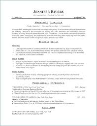 Best Resume Format 2018 Template Classy Curriculum Vitae Format For Example Free Download Blank Resume
