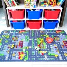 girls play rug rugs kids town road map city cars toy furniture fair new bern nc