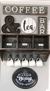 Kitchen Coffee Bar Best 10 Kitchen Coffee Bars Ideas On Pinterest Coffe Bar