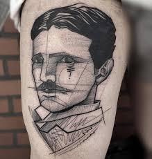 стиль тату скетч только эскизы тату татуировка Sketch Tattoo Vk