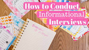 How To Conduct An Informational Interview How To Conduct Informational Interviews The Intern Queen Youtube
