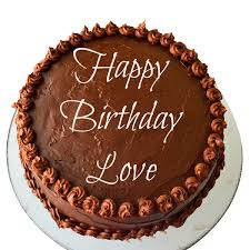 happy birthday cakes with love.  With With Happy Birthday Cakes Love A