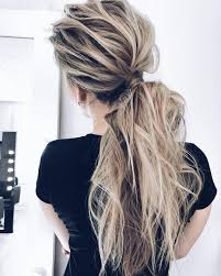 10 Creative Ponytail Hairstyles For Long Hair Summer Hairstyle