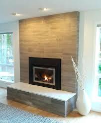 tile fireplace surround ideas subway home tiles plain decoration surprising