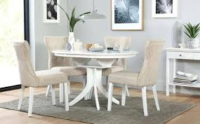 round white dining table gallery round white extending dining table