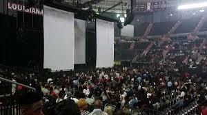 Cajundome Concert Seating Chart Photos At Cajundome