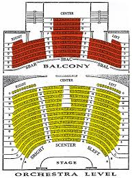 Blaisdell Seating Chart Concert Hall Best Picture Of Chart