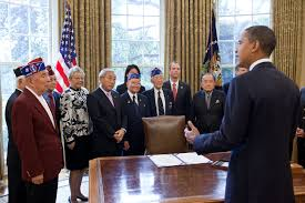 barak obama oval office golds. President Obama Speaks To Veterans Before Signing Bill Granting Congressional Gold Medal The 100th Infantry Barak Oval Office Golds