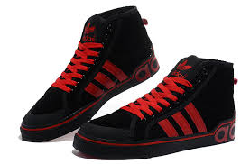adidas shoes high tops black and red. adidas originals online ad228 high top warm casual shoes men black red zl48925 tops and s
