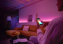 Control house lights with iphone Iphone Ipad When Smart Bulbs Meet Smartphones Your Living Space Will Never Be The Same Desert Valley Audio Video 10 Best Smart Lighting The Independent
