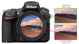 full frame vs aps c sensor