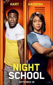 Night School Movie Poster Limited Print ...