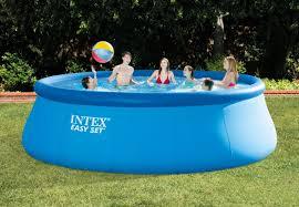 intex easy set pool. 15FT X 48IN EASY SET POOL Intex Easy Set Pool Y