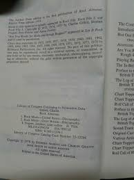 Rock Almanac Top Twenty American And British Singles And Albums Of The 50s 60s And 70s 1978 Paperback