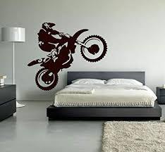 dirt bike wall art canada