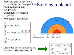 52 building a planet pressure and temperature